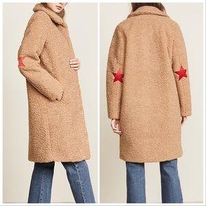 Zoe Karssen Teddy Coat XXS
